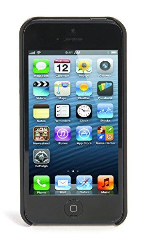 Tucano IPH5-D-CA Delikatessen Hartschalencase für Apple iPhone 5/5S Wood Box Grün