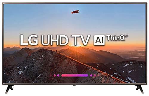 LG 164 cm (65 Inches) 4K UHD LED Smart TV 65UK6360PTE (Black) (2018 model)