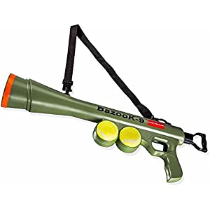 BazooK-9 Dog Tennis Ball Toy Launcher for Pet Training Throw Fetch Play Outdoor by Ubranded 28