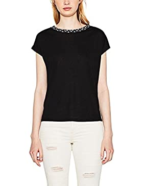edc by Esprit 047cc1k010, Camiseta para Mujer