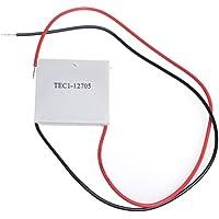 TEC1-12705 Thermo Electric Cooler, Modulo per corpo di raffreddamento, Modulo Piastra Peltier, 40 x 40 mm, 12 V