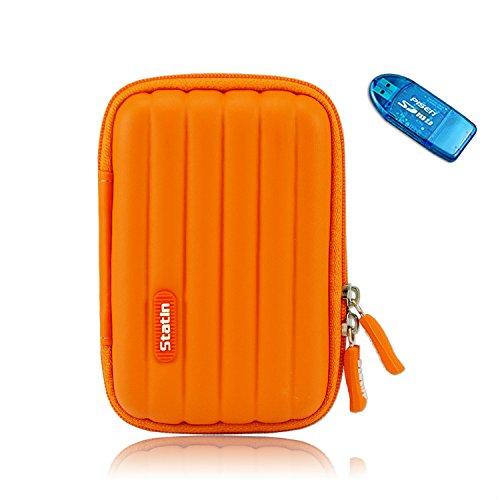 first2savvv-bdx1307g10-orange-premium-qualitat-stossfeste-kamera-tasche-fur-samsung-smart-camera-wb3