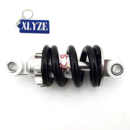 xlyze 100mm 750LBS Seitenständer Shock Spring für 2-Takt 47cc 49cc Mini Moto Pocket Bike Go Kart ATV