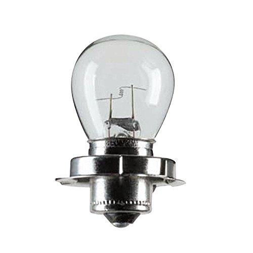 6 Stück Spa Satz (Magneti Marelli 002588400000 Glühlampen  S3 6V 15W standard - ein Satz von 10 Stück)
