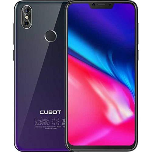 "Cubot P20 15,7 cm (6.18"") 4 GB 64 GB SIM Doble 4G Black 4000 mAh - Smartphone (15,7 cm (6.18""), 4 GB, 64 GB, 20 MP, Android 8.0, Black)"