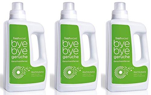 3er Set freshwave® Geruchsentferner Multizusatz 1L