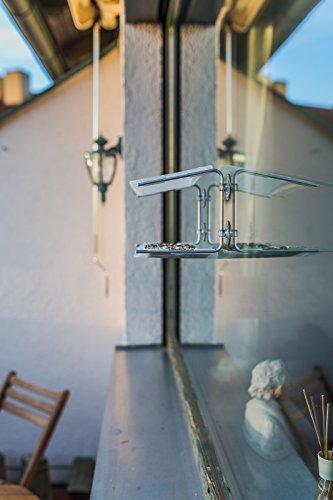 Radius 395 C Vogelhaus Piep Show Transparent - 13