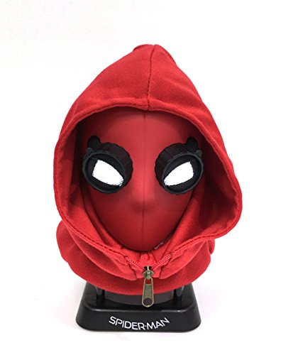 Marvel 761624 Mini Altavoz Bluetooth Spiderman Rojo/Negro/Dorado