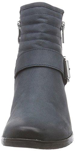Caprice 25331, Stivali classici imbottiti a gamba corta donna Blu (Blau (OCEAN 803))
