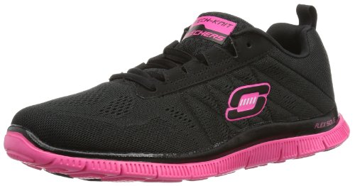 Skechers Flex Appeal Sweet Spot 11729 BKHP Compare prices