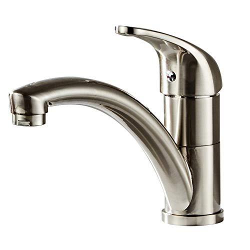 Sommer's Laden Küche Bad Küchenarmatur Wasserhahn, Kaltes Und Heißes Wasser Vorhanden,Wassereinsparung Für Badezimmer Toilette Küche