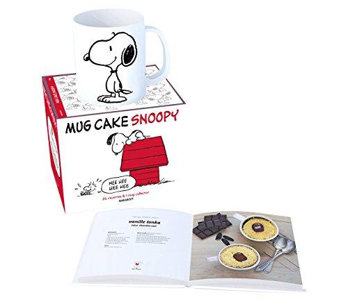 Mug cake Snoopy