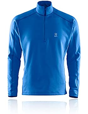 Haglöfs Heron Top Men Steel Sky 2016Midlayer
