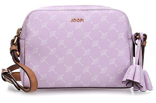 Joop!! - Cortina Cloe Shoulderbag Shz, Shoppers y bolsos de hombro Mujer, Morado (Lavender), 6x15x21 cm (W x H L)
