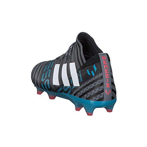 Scarpe Da Calcio Adidas Uomo Nemeziz Messi 17.1 Fg Grigio / Ftww / Cblack