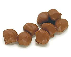 Chewing Nuts (Chocolate covered Toffee Pieces) 500 gram bag (1/2 kilo)
