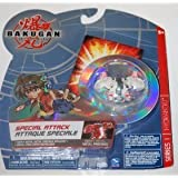 Bakugan Battle Brawlers Special Attack Heavy Metal Hydranoid (Colors May Vary) by sPIN mASTERS