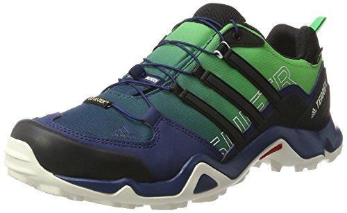 Adidas Terrex Swift R Gtx, Chaussures de randonnée Homme Bleu (Blu Azumis/negbas/verene)