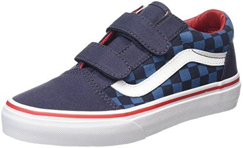 vans-old-skool-v-zapatillas-infantil-azul-checkerboard-blue-navy-29-eu