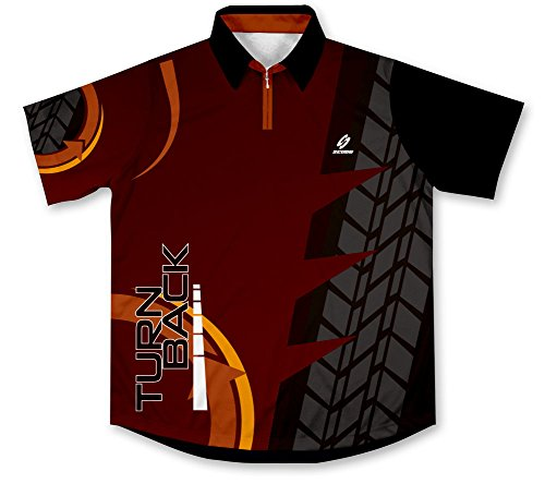 Turnback Pit Crew Racing Hemd für Mechaniker (Shirt Crew Racing Pit)
