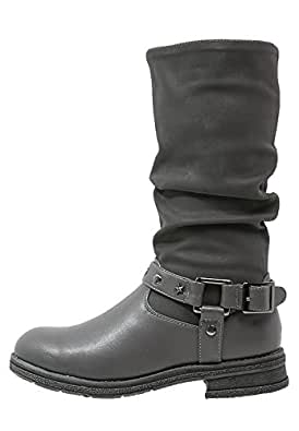 Kinder Friboo Grey Eu 35 Dark 152011 Stiefel K3TlF1Jc