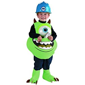 WMU Costume Mike Candy Catcher