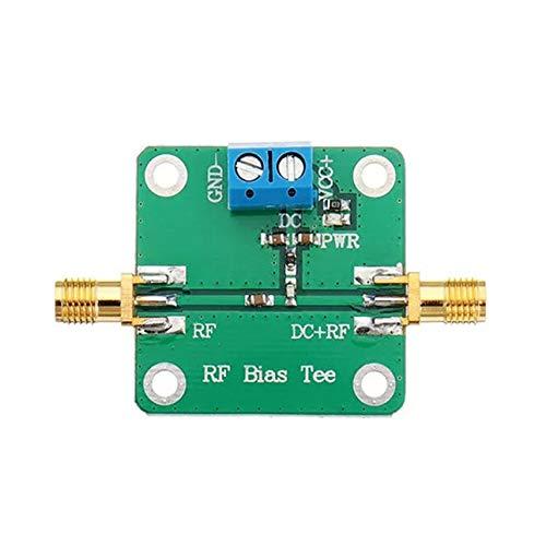Pudincoco Bias Tee Breitband 10-6000 MHz 6Ghz Für Amateurfunk Rtl Sdr Lna Low Noise Amplifier -