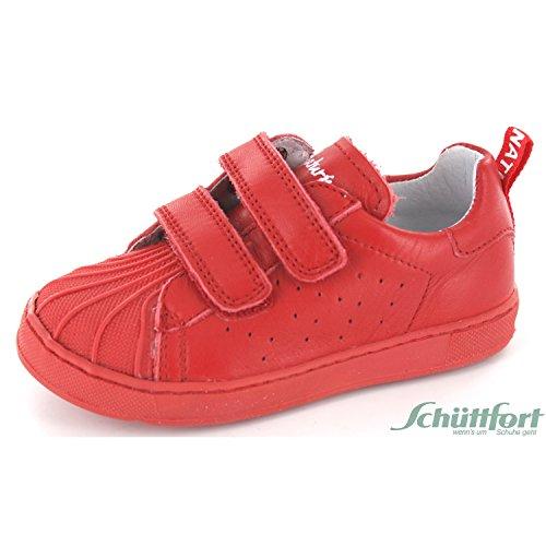 NaturinoNaturino 4425 Vl - Pantofole Unisex - Bambini , rosso (Rosso (Rot)), 26 EU