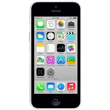 89fbbe38dd6 Apple iPhone 5C Smartphone - White (16GB) (Refurbished): Amazon.es ...