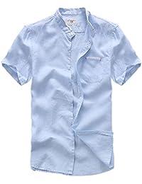 72f279b7d74c Suchergebnis auf Amazon.de für: Leinen-Shirt - 52 / Tops, T-Shirts ...