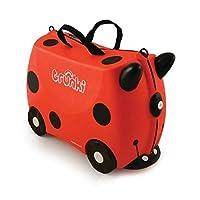 Trunki Ride-on Suitcase - Harley the Ladybug (Red)