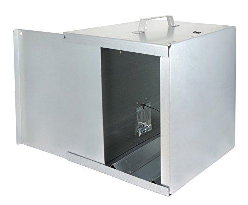 Weidezaungerät V9000 + Solarbox - Wahnsinnige 10 Watt - Lange Batterielaufzeit - Unser stärkstes 12V Gerät zum Kampfpreis -