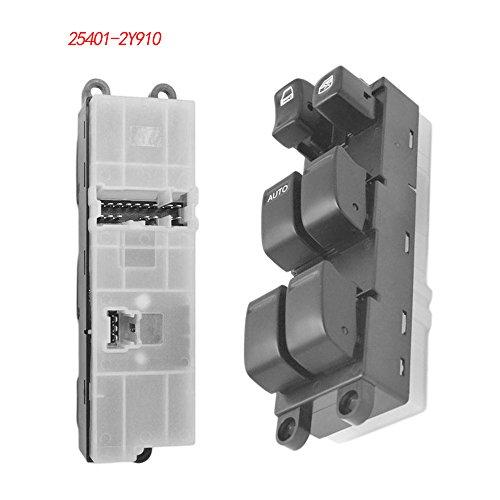 Preisvergleich Produktbild Power Master Fenster Schalter 25401–2y910