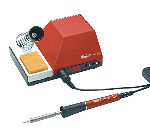 Weller WHS40D (T0056828699N) 40 Watt/230 Volt Temperaturgeregelte Digital-Lötstation