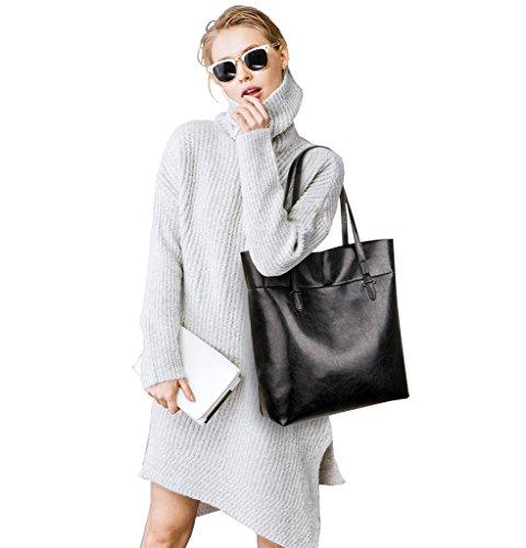 Super Modern ,  Damen Tasche schwarz