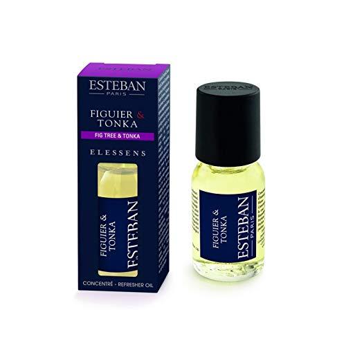 Esteban Elessens Konzentrat von Parfüm Figuier & Tonka Feige & Tonka Öl Parfümiert Mehrzweck 15 ML -