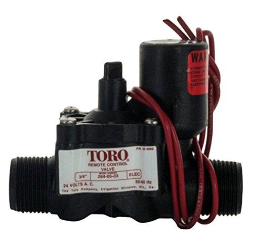 """Nuevo toro 3/4""""eléctrico Control de flujo válvula de control remoto sin 264-06-03"""