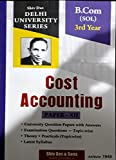 Cost Accounting SOL B.Com 3rd Year Delhi University For 2020 Exam