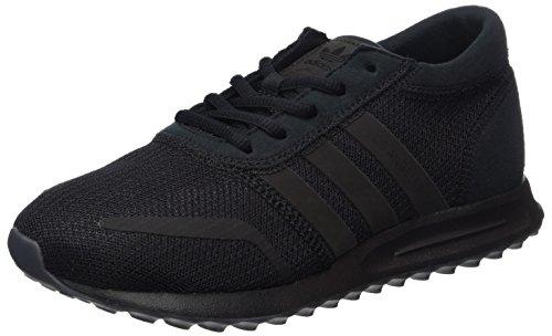 adidas Los Angeles, Bottes Classiques Mixte Enfant Noir (Core Black/core Black/core Black)