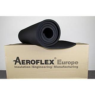 Aeroflex Firo MSR 25mm nichtselbstklebend / Zuschnitt 100 x 100 cm