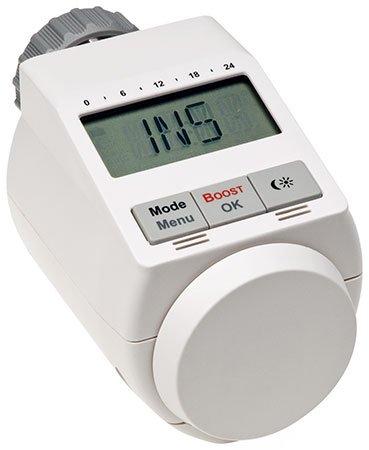 eQ-3 Heizungsthermostat-Set universal Zeitschaltuhr 2 Stück