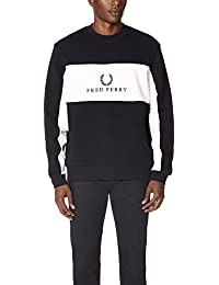 Fred Perry Sweatshirt Sports Authentic
