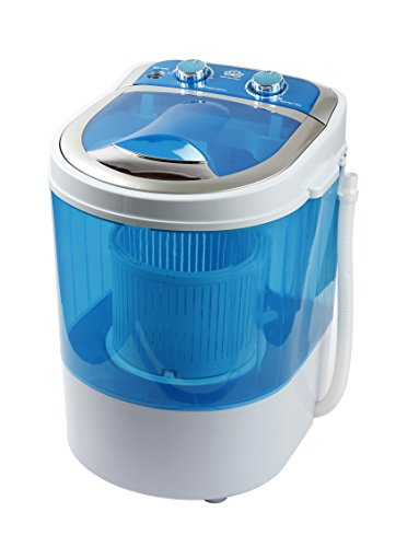 DMR 3 kg Portable Mini Washing Machine with Dryer Basket (DMR 30-1208, Blue) - With 2 years Free Spare Supply Warranty