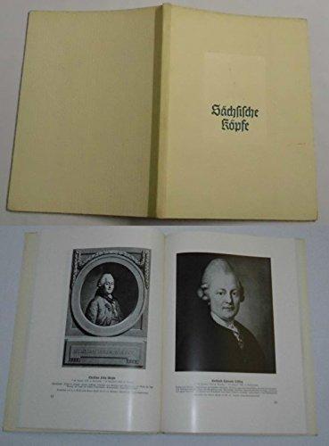Bestell.Nr. 320129 Sächsische Köpfe im zeitgenössischen Bild