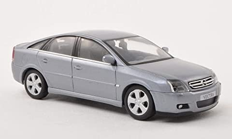 Opel Vectra C GTS, met.-blau-grau, Fließheck , Modellauto, Fertigmodell, Schuco 1:43