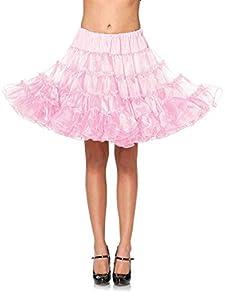 Leg Avenue- Mujer, Color rosa, Talla Única (EUR 36-40) (276122005)