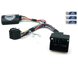 JVC CAN-BUS Lenkrad Fernbedienung Adapter Citroen C2 / C3 / C4 / C5 / C8 / Berlingo / DS3