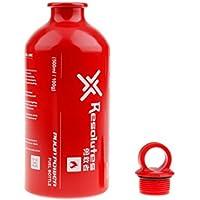 Aluminium Ölflaschen / Spiritusflaschen / Benzinflaschen usw. Brennstoffflaschen für Outdoor Camping, BBQ, Grill Gas- Ölbehälter - Größe Auswählbar