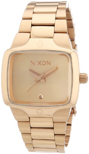 nixon-damen-armbanduhr-the-small-player-all-rose-gold-analog-quarz-edelstahl-beschichtet-a300897-00