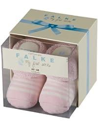 FALKE Unisex Baby Socken Erstlingsringel